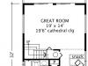 Проект каркасного дома 07-1