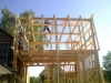 Каркас дома 6 на 6 метров