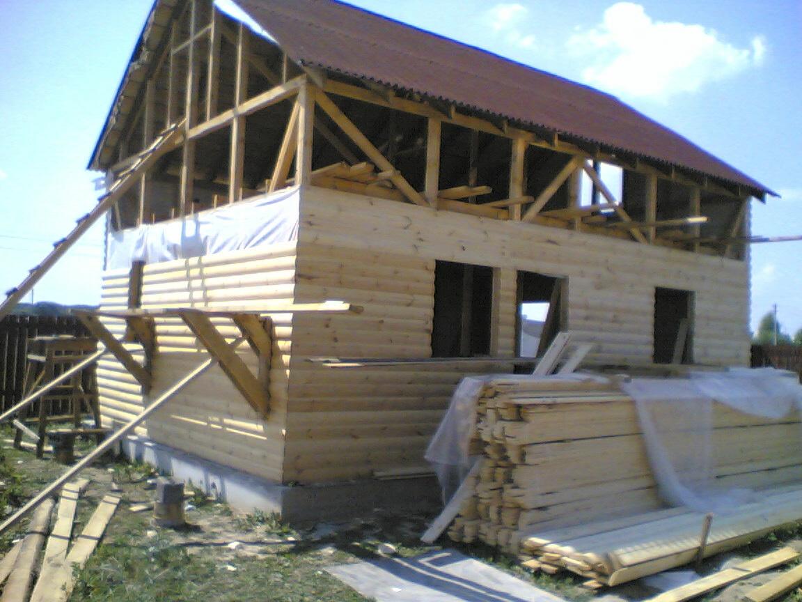 купить дом под строительство